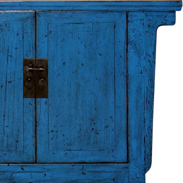 Bold Blue Sideboard - Image 6 of 7