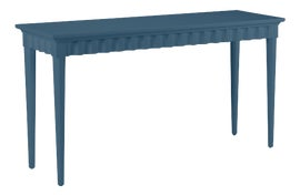Image of Newly Made Console Tables