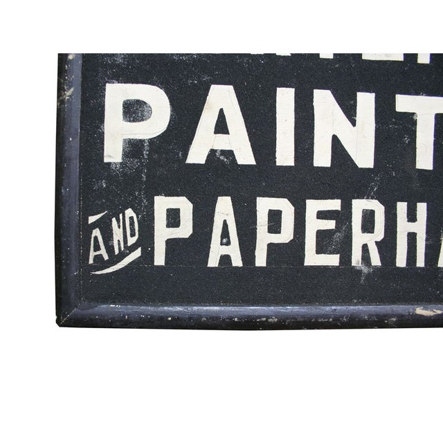 E. Skyepack Painter & Paperhanger Sign - Image 3 of 3