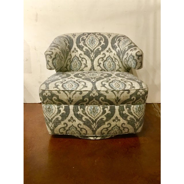 BSC Julie Swivel Chairs - A Pair - Image 2 of 7