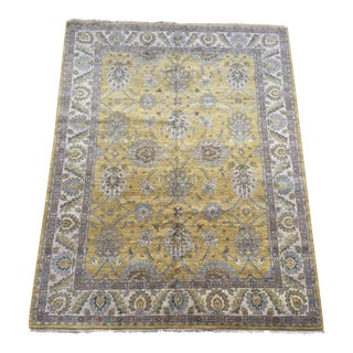 Contemporary Oushak Style Rug - 7′9″ × 10′1″ For Sale