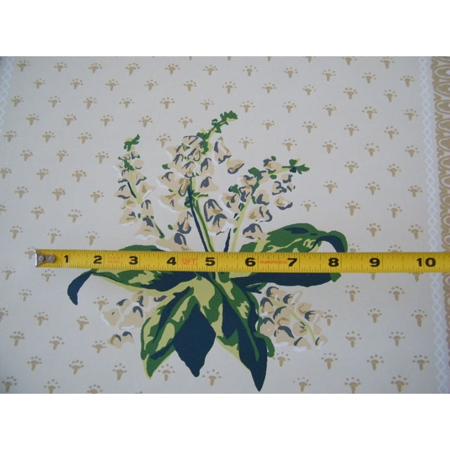 Vintage Wallpaper Roll - The Twigs Floral - Image 4 of 8
