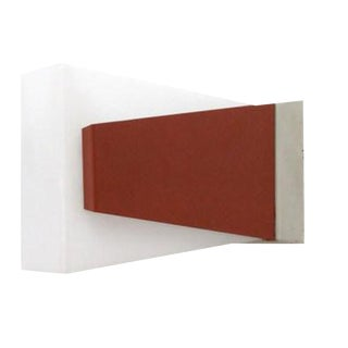 Philips Geometric Wall Light For Sale