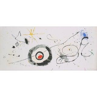 Joan Miro, Sans Titre (Untitled), 1963, Lithograph For Sale