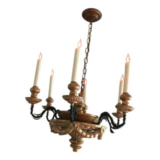 Reproduction French Empire Chandelier For Sale