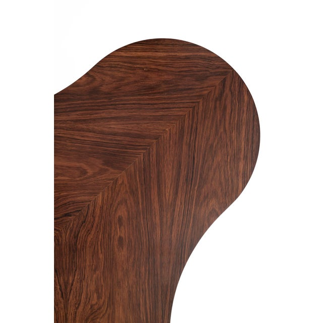 Rosewood Edward Wormley Janus Game/ Cafe Table For Sale - Image 7 of 10