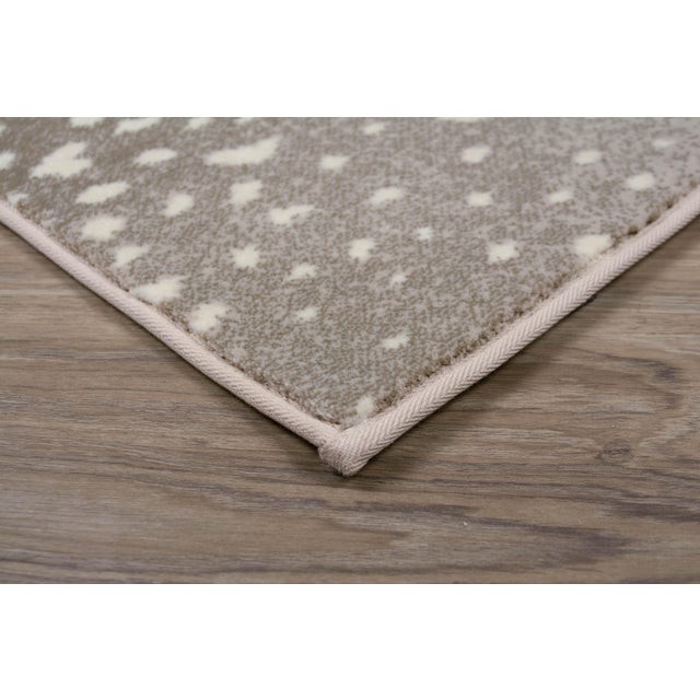 """Contemporary Stark Studio Rugs Rug Deerfield - Stone 9""""x9"""" Sample For Sale - Image 3 of 4"""