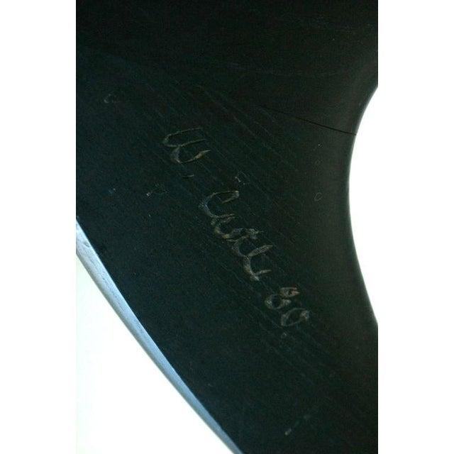 Wendell Castle Crescent Rocker For Sale - Image 9 of 9