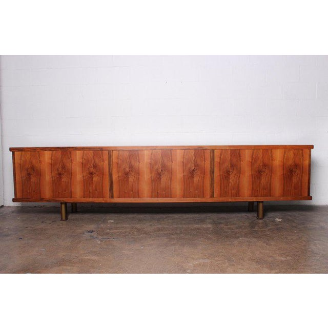 Large Cabinet by Osvaldo Borsani for Tecno For Sale - Image 12 of 13