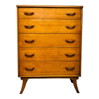Danish Modern Chest of Drawers For Sale