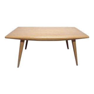 Mid-Century Modern Heywood Wakefield Champagne Coffee Table For Sale