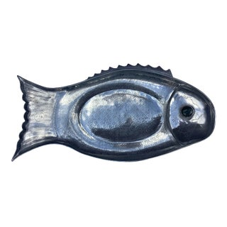 Arthur Court Fish Platter, Lg. For Sale