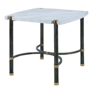 Century Furniture Oakland Lamp Table For Sale