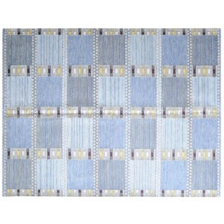 Stark Studio Rugs Contemporary Flat Woven Wool Rug - 6′6″ × 8′8″ Preview