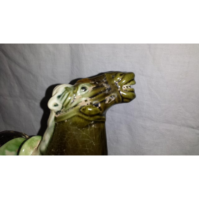 Vintage Chinese Tang Horse For Sale - Image 4 of 8