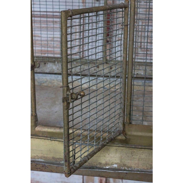 Large French Bird Cage - Image 5 of 10