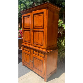 Baker Furniture Co. Italian Country Armoire for Milling Road Preview