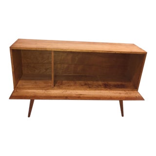 Paul McCobb Low Table and Bookcase Ca. 1960 For Sale
