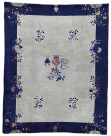 Image of Chinese Traditional Handmade Rugs