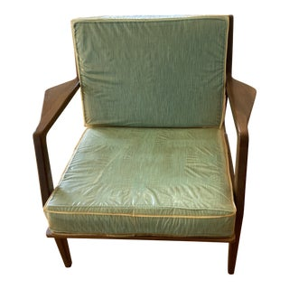 Vintage Mid-Century Z Chair by Poul Jensen - a Pair For Sale