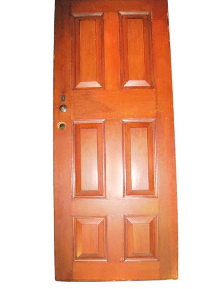 Mahogany Doors - Set of 4 - Image 3 of 4  sc 1 st  Chairish & Mahogany Doors - Set of 4 | Chairish