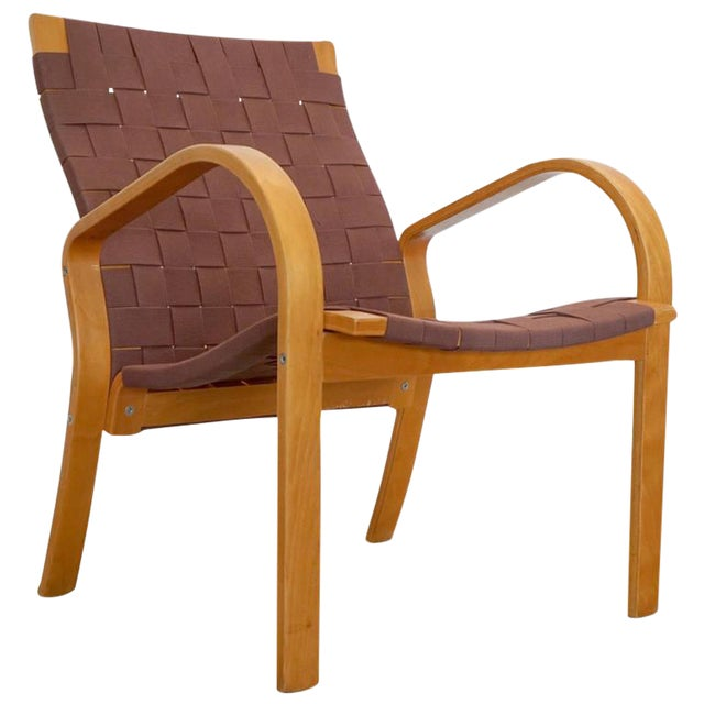 1950s Vintage Bentwood Chair For Sale
