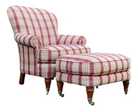 Image of Chair & Ottoman Sets