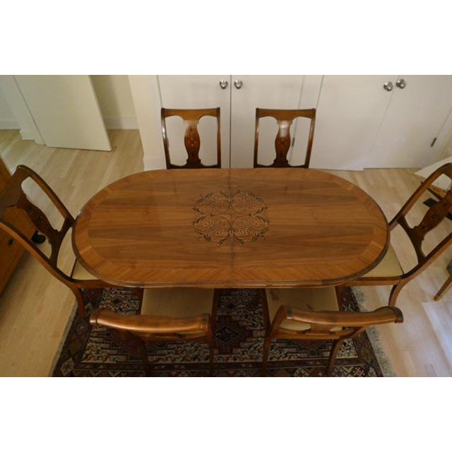 Neoclassical Ukranian Dining Table - Image 7 of 10