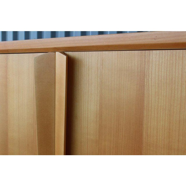 Maple Highboard Credenza, Germany, 1960s For Sale - Image 4 of 13