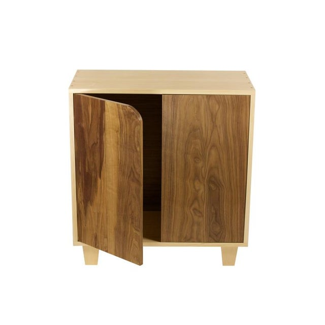 Contemporary Shirley L Credenza For Sale - Image 3 of 5