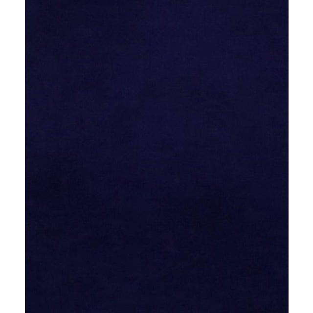 Pindler Indigo Velvet - 10 Yards - Image 2 of 2