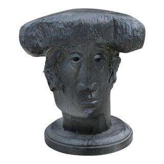 "Vintage Bust Alvar Suñol's ""Matador"" For Sale"