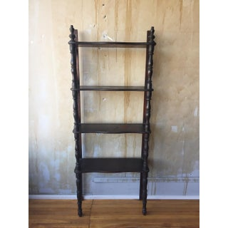 Tuscan Antique Etagere Preview