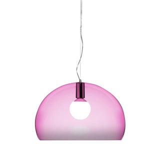 Kartell Pink Pendant Suspension Lamp