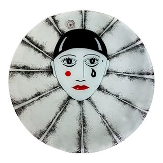 1960s Dorothy Thorpe Harlequin Charger For Sale