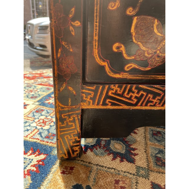 1950s Asian Style Chest of Drawers For Sale - Image 4 of 8