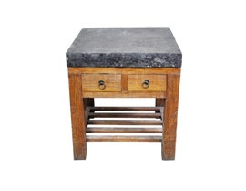 Image of Wool Side Tables