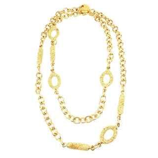 Chain Pendant by Ysl For Sale