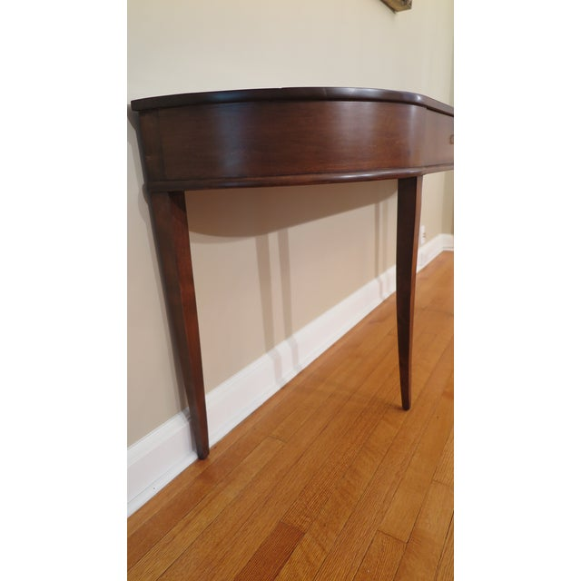 2010s Niermann Weeks Frascati Console Table For Sale - Image 5 of 10