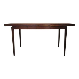 Convertible Dining Table or Console by Jens Risom For Sale