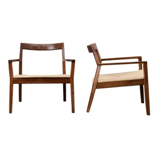 Knoll Krusin Lounge Chairs- a Pair For Sale
