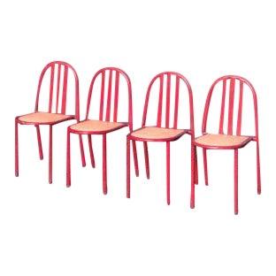 Robert Mallet Stevens Chairs - Set of 4