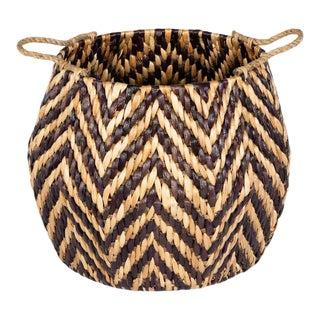 Curated Kravet Carly Basket For Sale