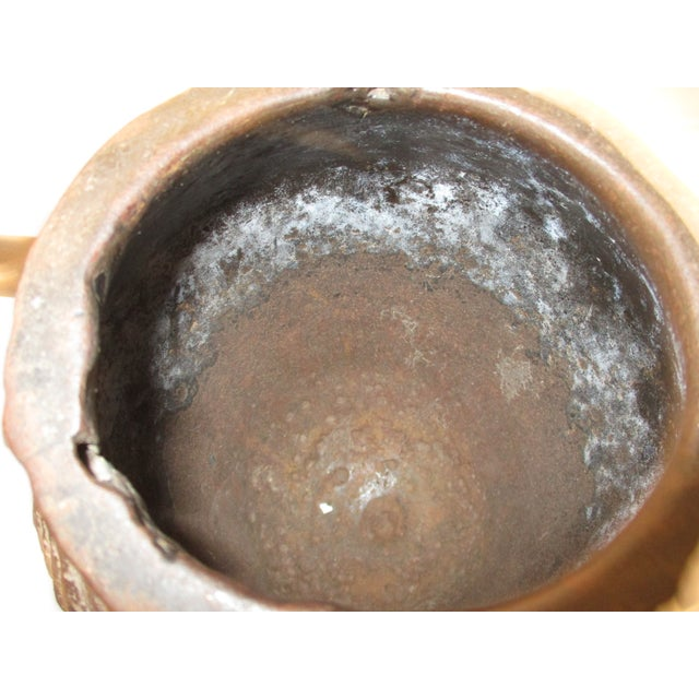 Late 19th Century Cast Iron Mortar and Pestle Eastern European Antique For Sale - Image 5 of 7