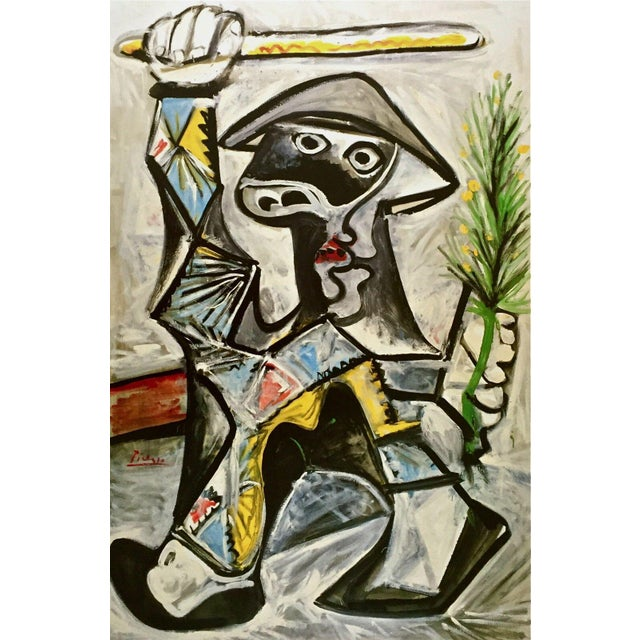 PABLO PICASSO (1881-1973) Spanish painter and sculptor is one of the most recognized figures of twentieth century art....