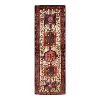 "Apadana - Vintage Persian Heriz Rug, 2'1"" x 6'7"""