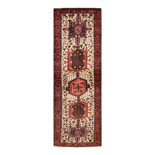 "Apadana - Vintage Persian Heriz Rug, 2'1"" x 6'7"" For Sale"