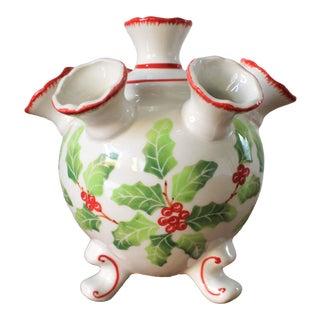 Tulipiere Vase by Andrea Sadek For Sale