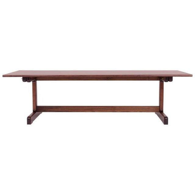 The Physalia dining table is the perfect centre piece to a home or office's communal space. [Other woods available]. The...