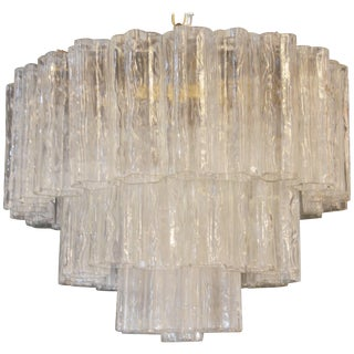 Small Tronchi Chandelier For Sale